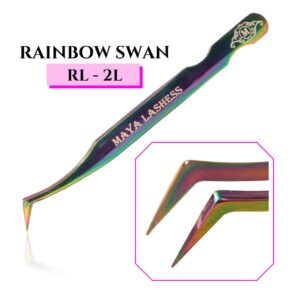 eyelash tweezers maya lashes