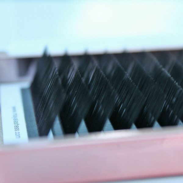 L curl lashes