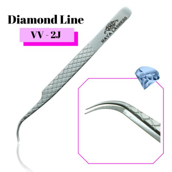 diamond tweezers
